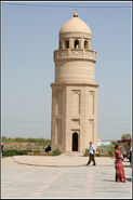 Tower.turkmenistan