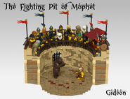 The Fighting Pit of Mophet