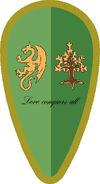 Benoic heraldry