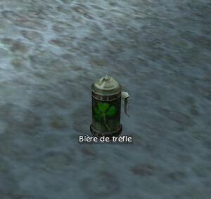 Bière de trèfle