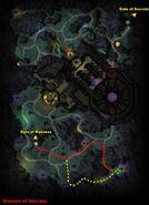 召喚者‧夏卡姆map