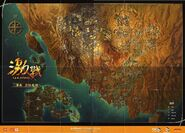 1 三部曲 黑暗逆襲地圖