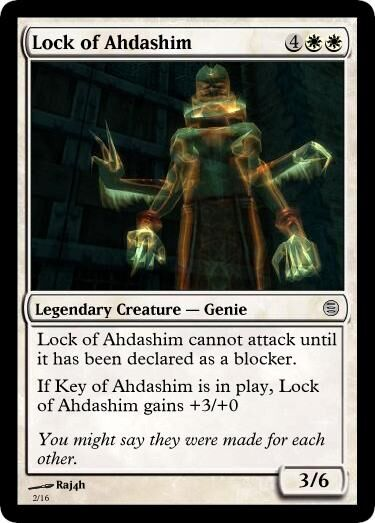 MTG Lock of Ahdashim.jpg