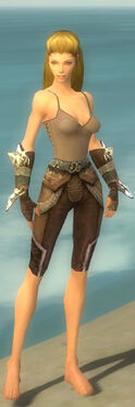Ranger Asuran Armor F gray arms legs front.jpg