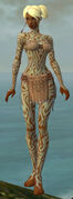 Monk Flowing Armor F gray front.jpg