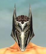 Warrior Elite Kurzick Armor M gray head front.jpg