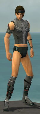 Assassin Canthan Armor M gray chest feet front.jpg