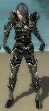 Necromancer Elite Profane Armor M gray front.jpg