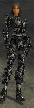 Warrior Obsidian Armor F nohelmet.jpg