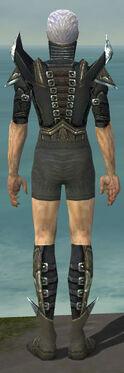 Necromancer Profane Armor M gray chest feet back.jpg