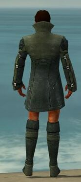 Mesmer Kurzick Armor M gray chest feet back.jpg
