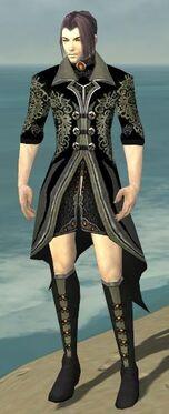 Elementalist Elite Kurzick Armor M gray chest feet front.jpg