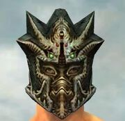 Warrior Elite Luxon Armor M gray head front.jpg