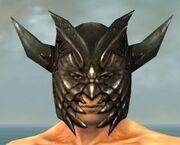Warrior Elite Dragon Armor M gray head front.jpg