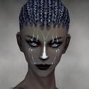 Necromancer Elite Sunspear Armor F gray head front.jpg
