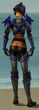 Warrior Elite Canthan Armor F dyed back.jpg