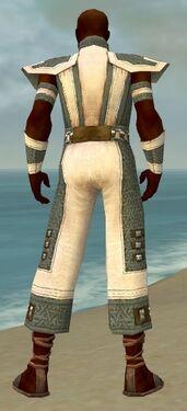 Monk Elite Saintly Armor M gray back.jpg