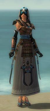 Dervish Monument Armor F gray front.jpg
