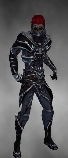 Elite Necrotic armor