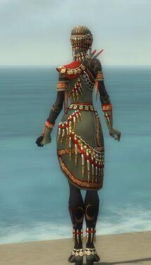 Ritualist Elite Canthan Armor F gray back.jpg