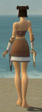 Monk Elite Woven Armor F gray arms legs back.jpg