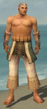 Monk Vabbian Armor M gray arms legs front.jpg