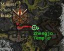 Zhengjo Temple map.jpg