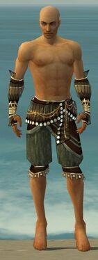 Ritualist Vabbian Armor M gray arms legs front.jpg