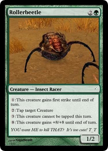 Giga's Rollerbeetle2 Magic Card.jpg