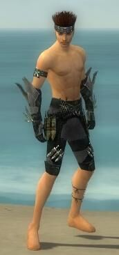 Assassin Elite Imperial Armor M gray arms legs front.jpg