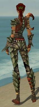 Ranger Elite Drakescale Armor F gray back.jpg