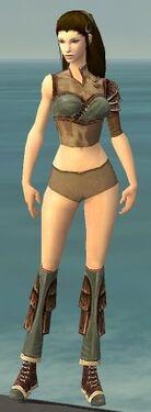 Ranger Shing Jea Armor F gray chest feet front.jpg