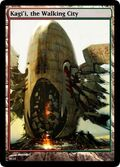 Mendel's Kagi'i, the Walking City Magic Card.jpg