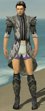 Elementalist Elite Flameforged Armor M gray chest feet front.jpg