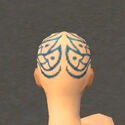 Monk Elite Canthan Armor F dyed head back.jpg