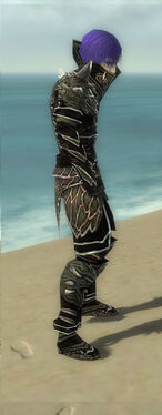 Necromancer Elite Luxon Armor M gray side.jpg
