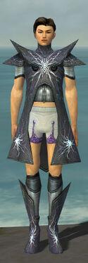 Elementalist Stormforged Armor M gray chest feet front.jpg