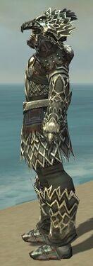 Warrior Silver Eagle Armor M gray side.jpg