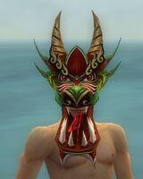 Mirthful Dragon Mask gray front.jpg