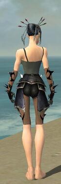 Necromancer Obsidian Armor F gray arms legs back.jpg