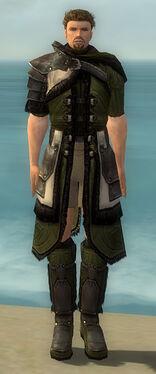 Ranger Norn Armor M gray chest feet front.jpg