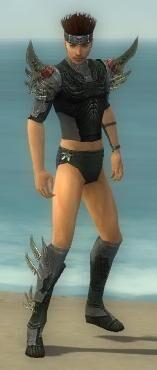 Assassin Elite Imperial Armor M gray chest feet front.jpg