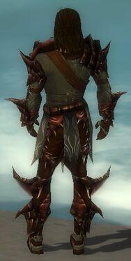 Ranger Primeval Armor M gray back.jpg