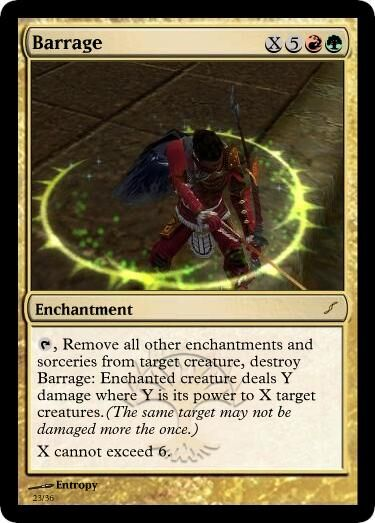 Giga's Barrage Magic Card.jpg