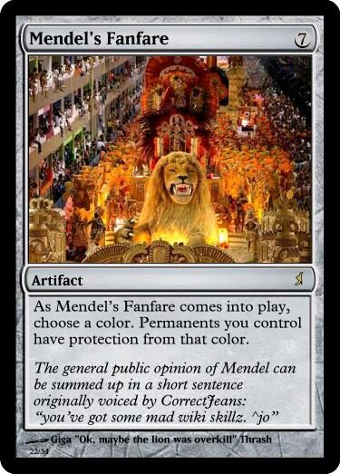 Giga's Mendel's Fanfare Magic Card.jpg