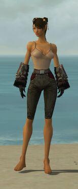 Ranger Norn Armor F gray arms legs front.jpg