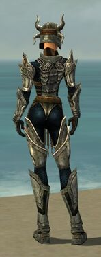 Warrior Elite Sunspear Armor F gray back.jpg
