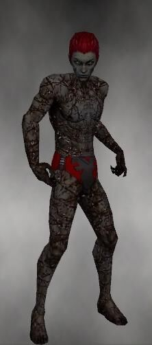 Elite Scar Pattern armor