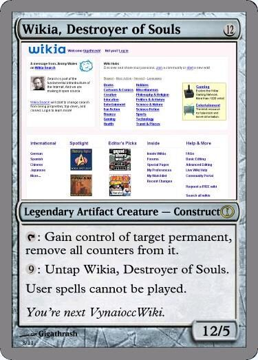 Giga's Magic Wikia, Destroyer of Souls Card.jpg
