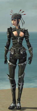 Necromancer Tyrian Armor F gray front.jpg